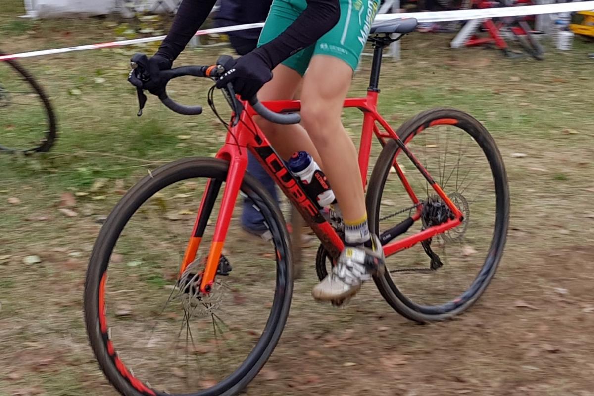 Le CUBE Cross Race SL a du répondant
