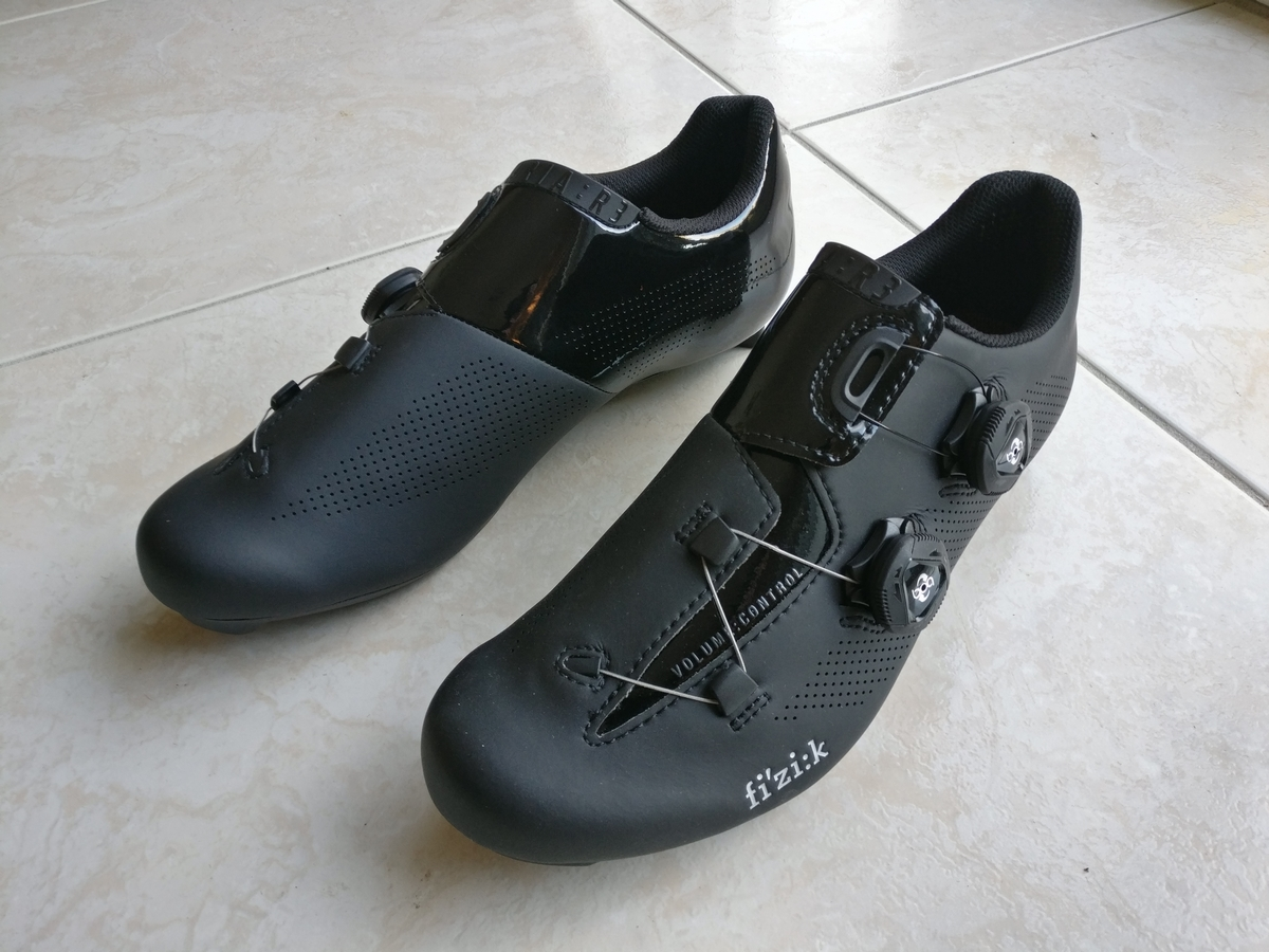 Les chaussures fi'zi:k Aria R3