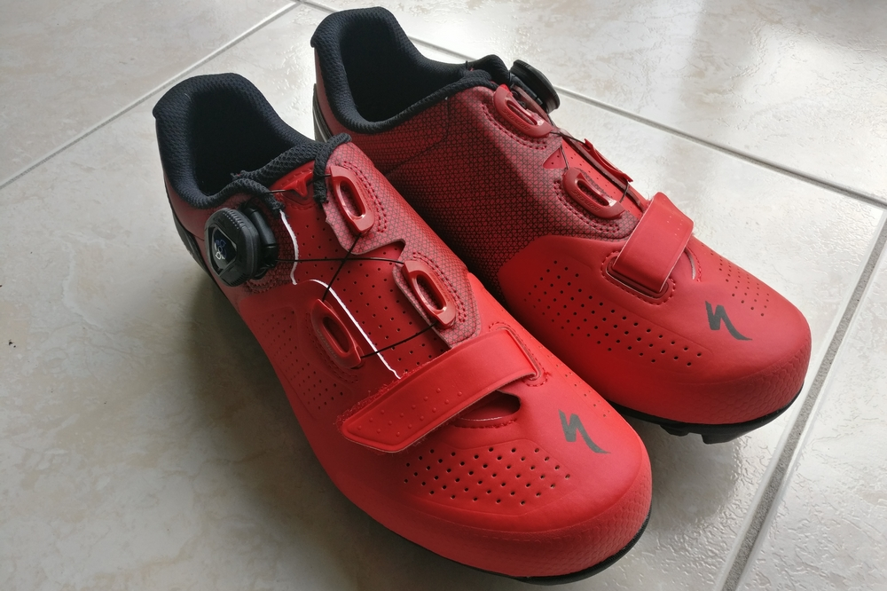 Les chaussures Specialized Expert XC