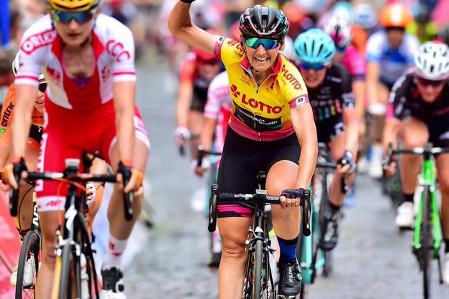 Lisa Brennauer va remporter le Tour de Thuringe 2017