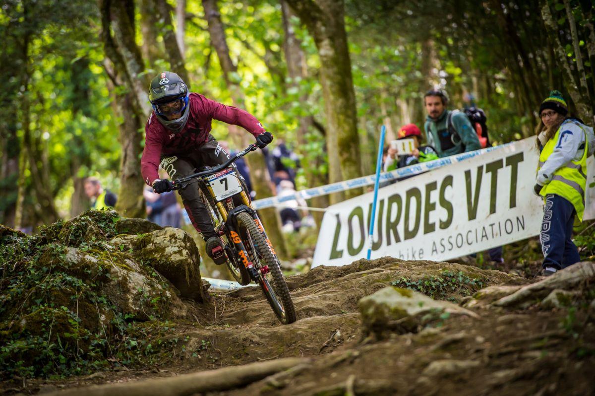 Lourdes VTT Coupe du Monde VTT 2017