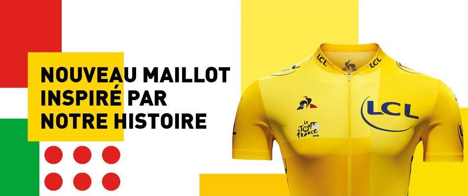 Maillot Tour de France 2018