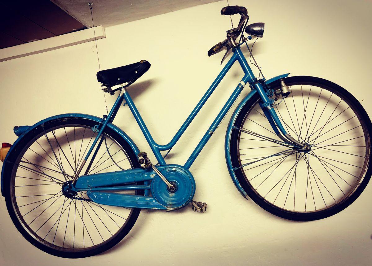 Marc Rollini 1er vélo