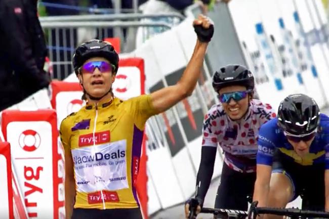 Marianne Vos gagne la 2ème étape du LTON 2018