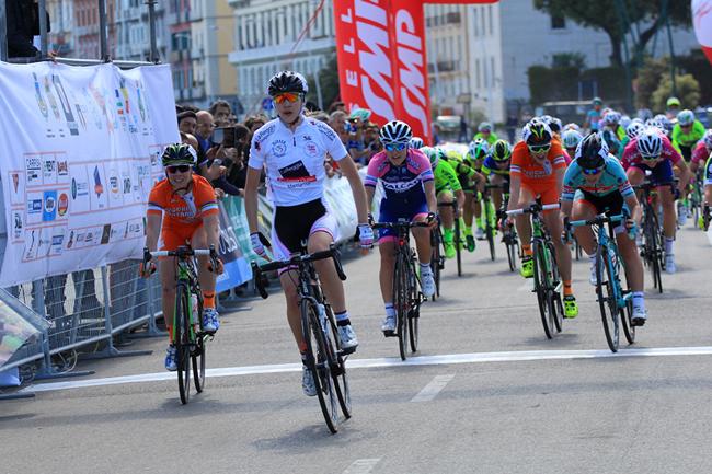 Martina Fidanza s'impose sur le Giro Campania 2017