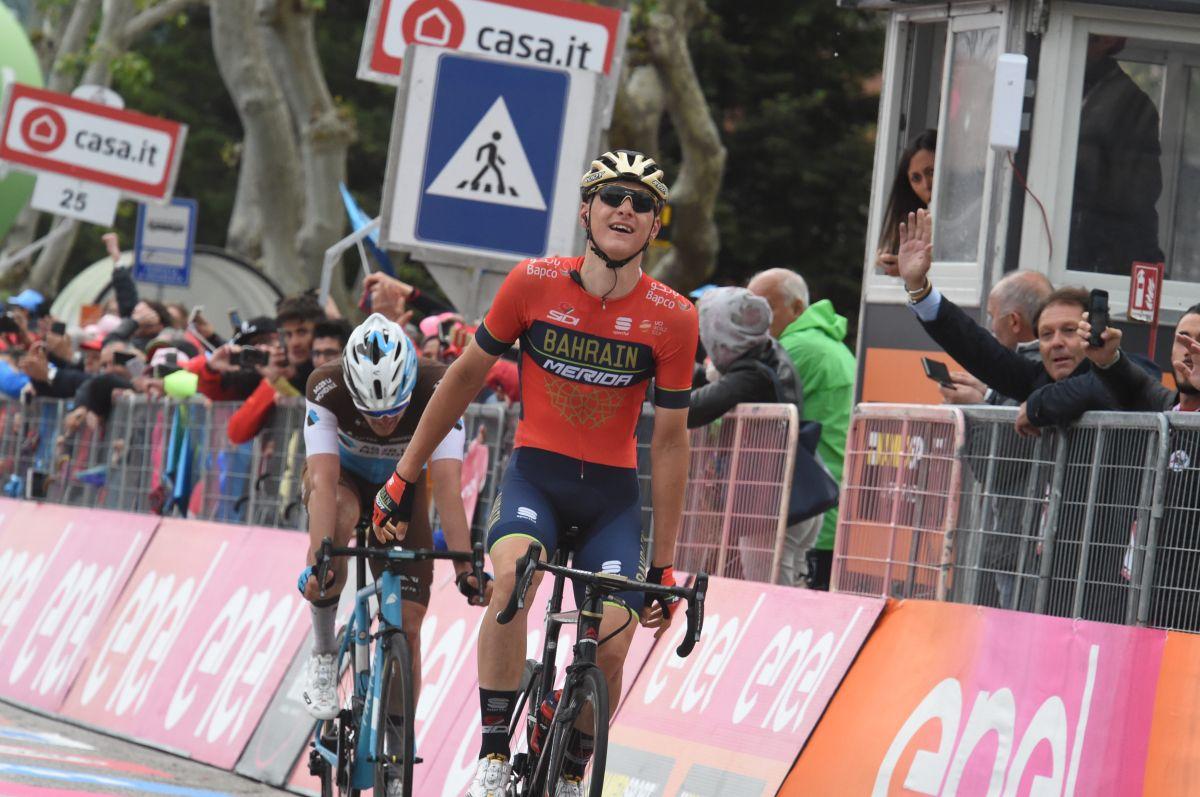 Matej Mohoric Giro 10ème étape