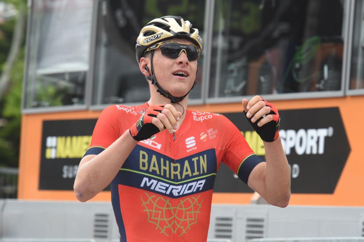 Matej Mohoric remporte la 10ème étape du Giro 2