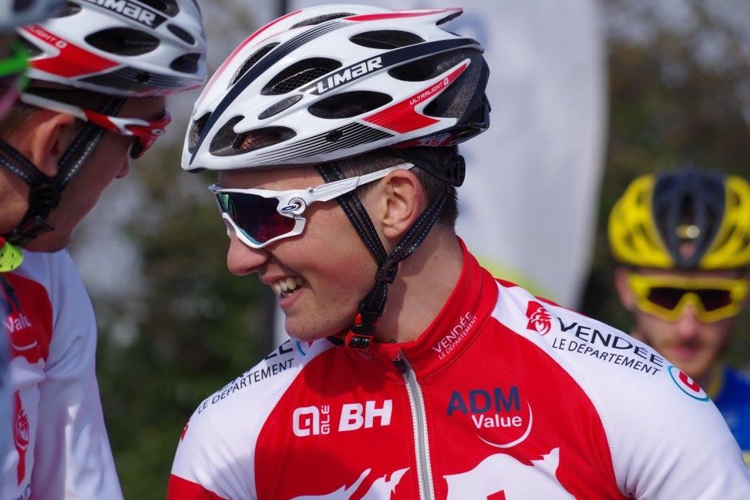 Mathieu Burgaudeau Vendée Y 2
