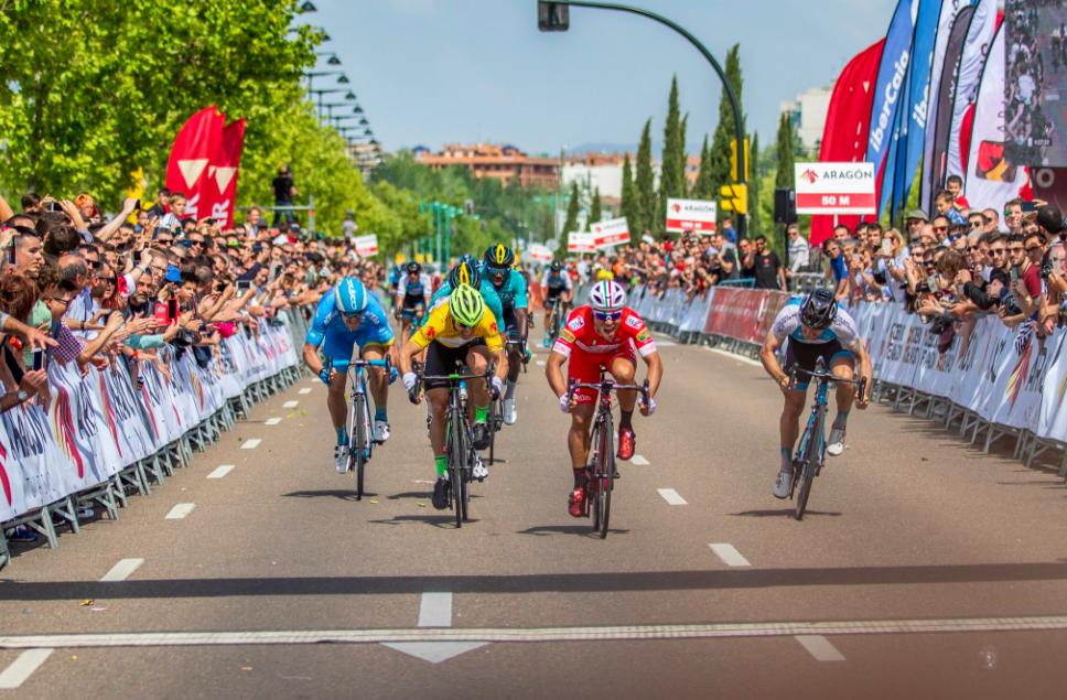 matteo Maluchelli Tour Aragon