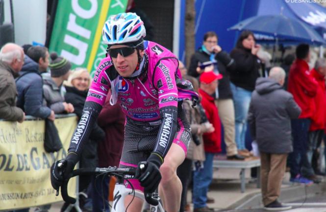 Matthieu Jeannès Hennebont Cyclisme