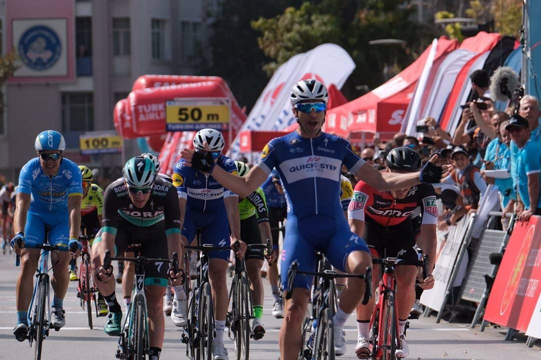 Maximiliano Richeze s'imposer sur le Tour de Turquie