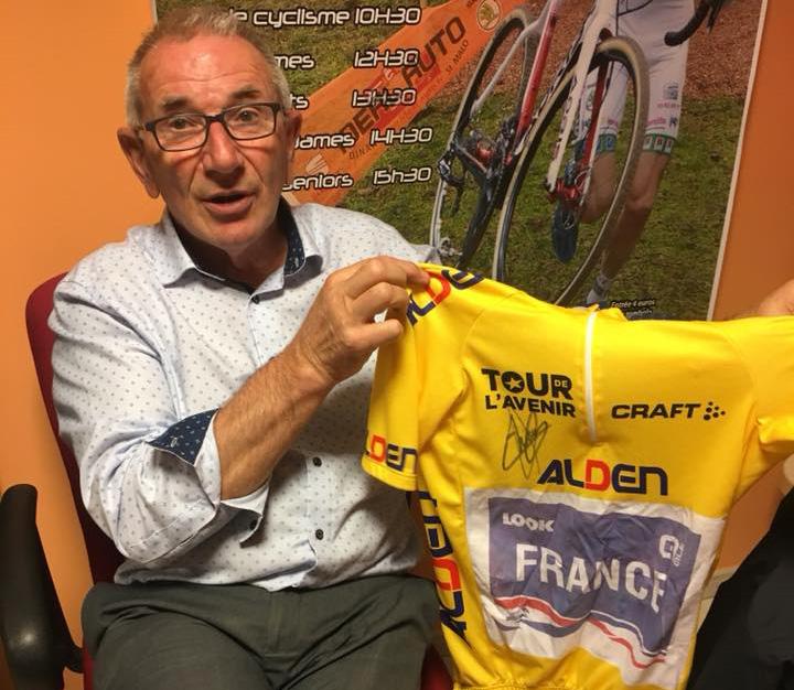 Michel Danjou, manager général Team Pays de Dinan