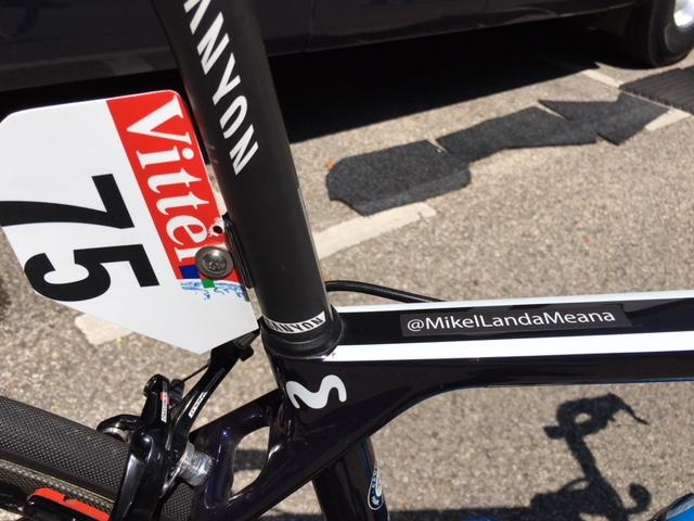 Mikel Landa Road Bike 4