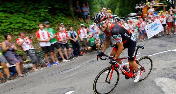 Nicolas Roche BMC Racing 2
