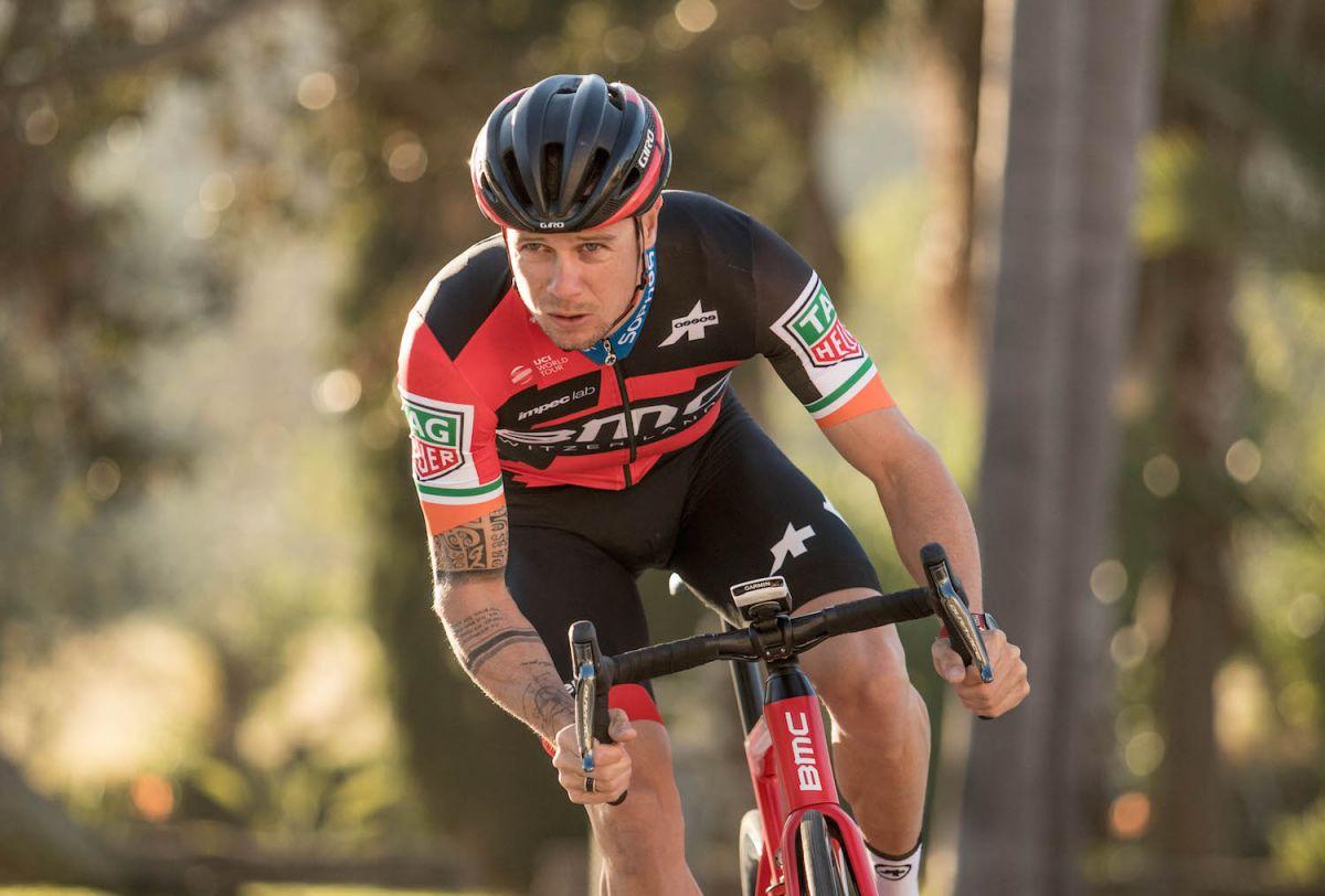 Nicolas Roche BMC Racing 3
