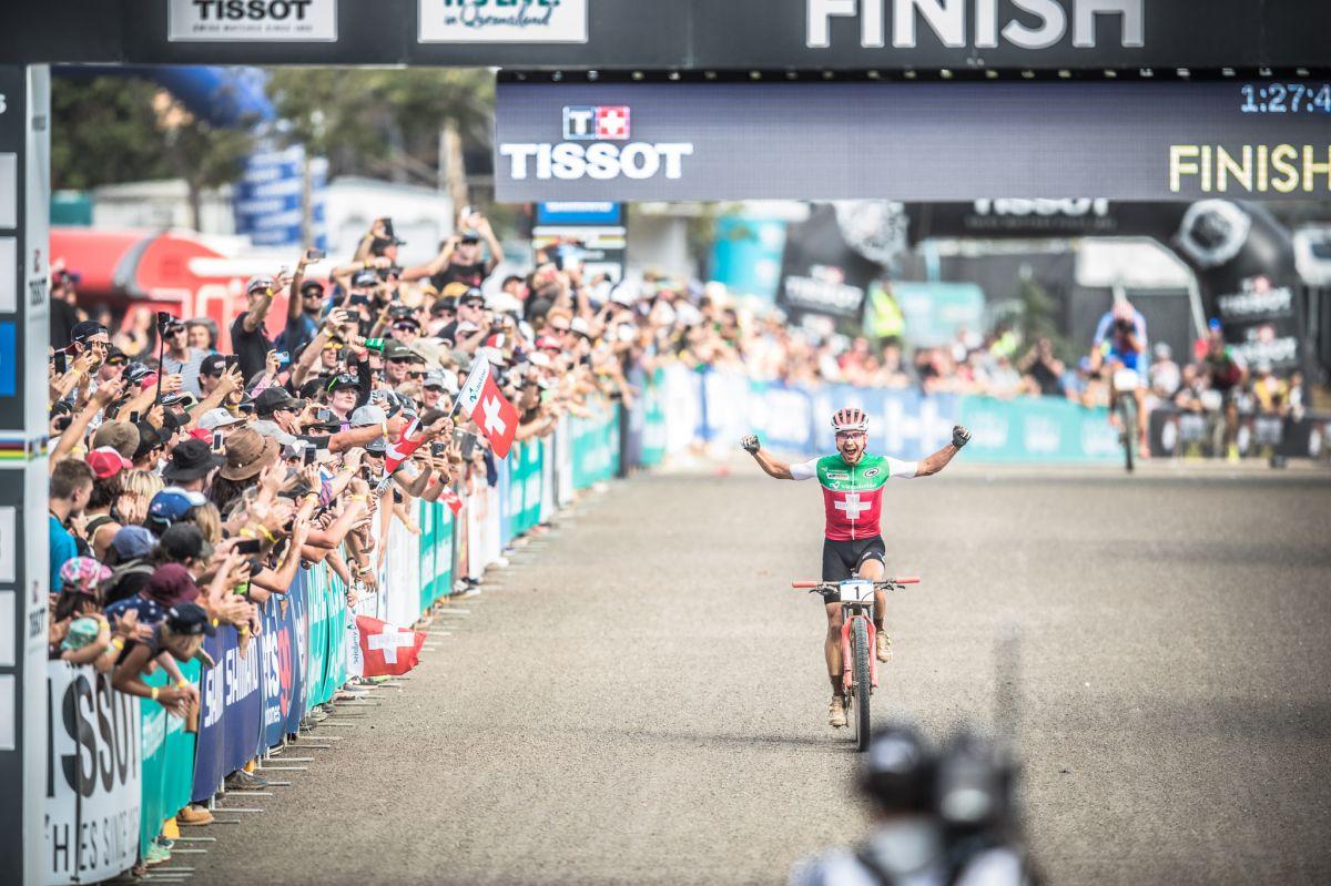Nino Schurter champion du Monde 2017