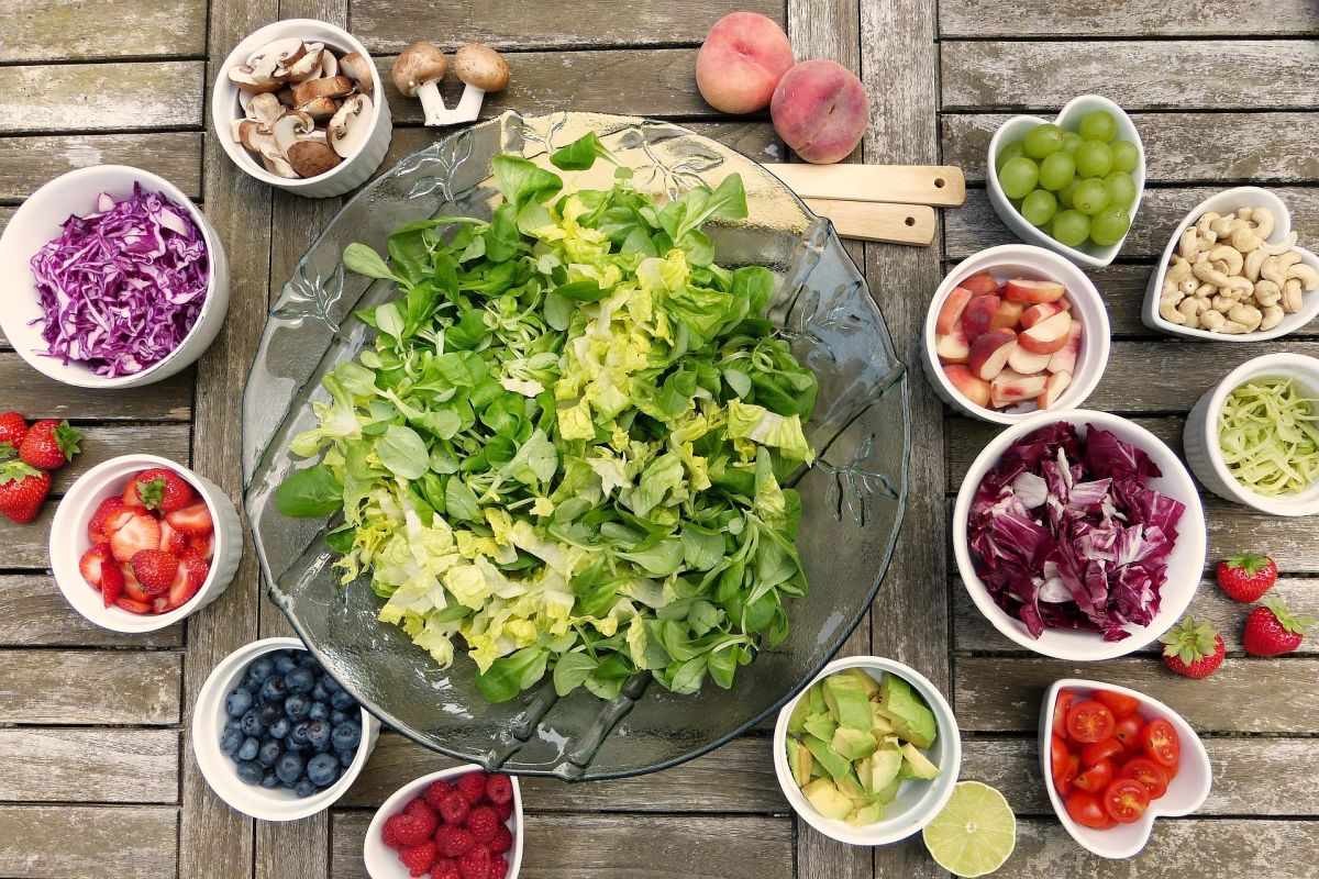 nutrition - nouveaux modes alimentaires