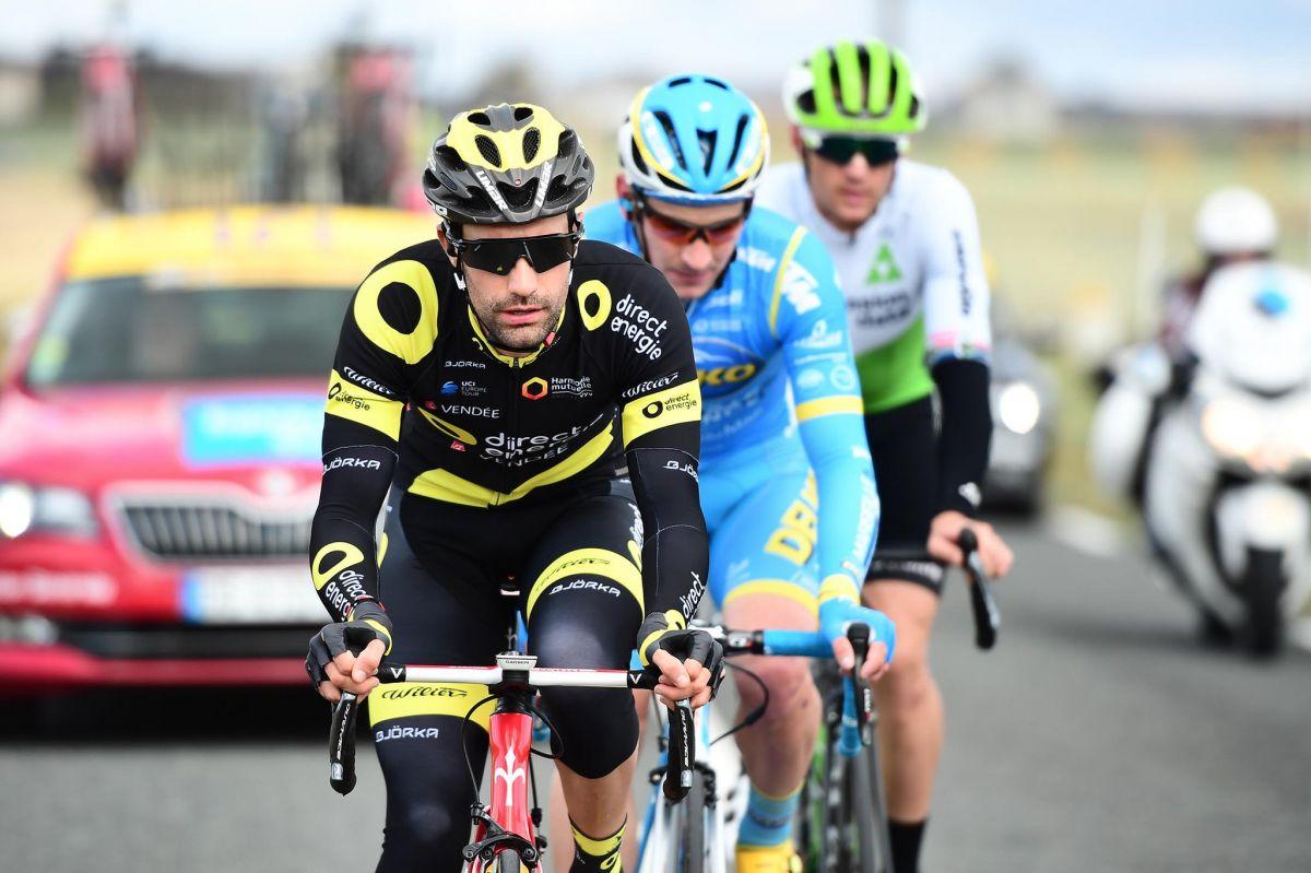 Poels remporte le contre la montre, Sanchez reste en jaune — Paris Nice