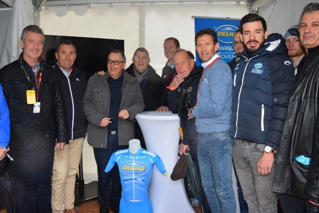 Partenariat Delko Marseille KTM Pole Espoirs Nice