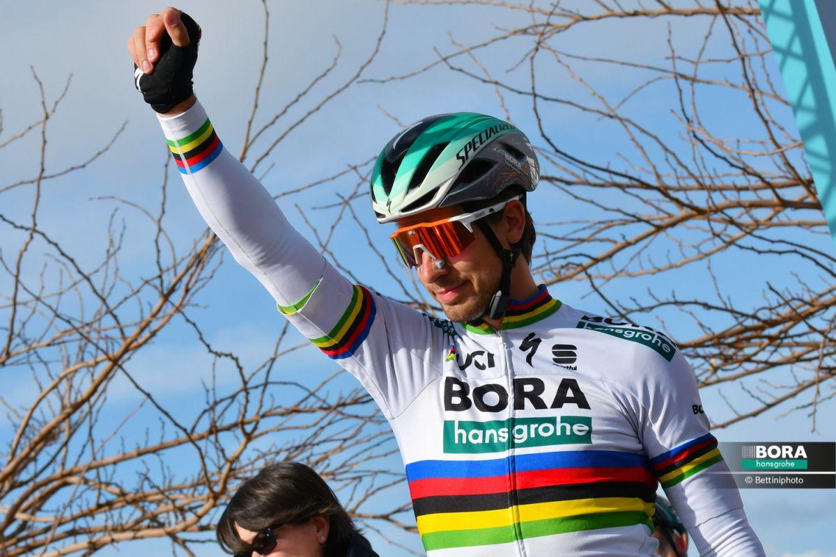 Peter Sagan sur Tirreno Adriatico