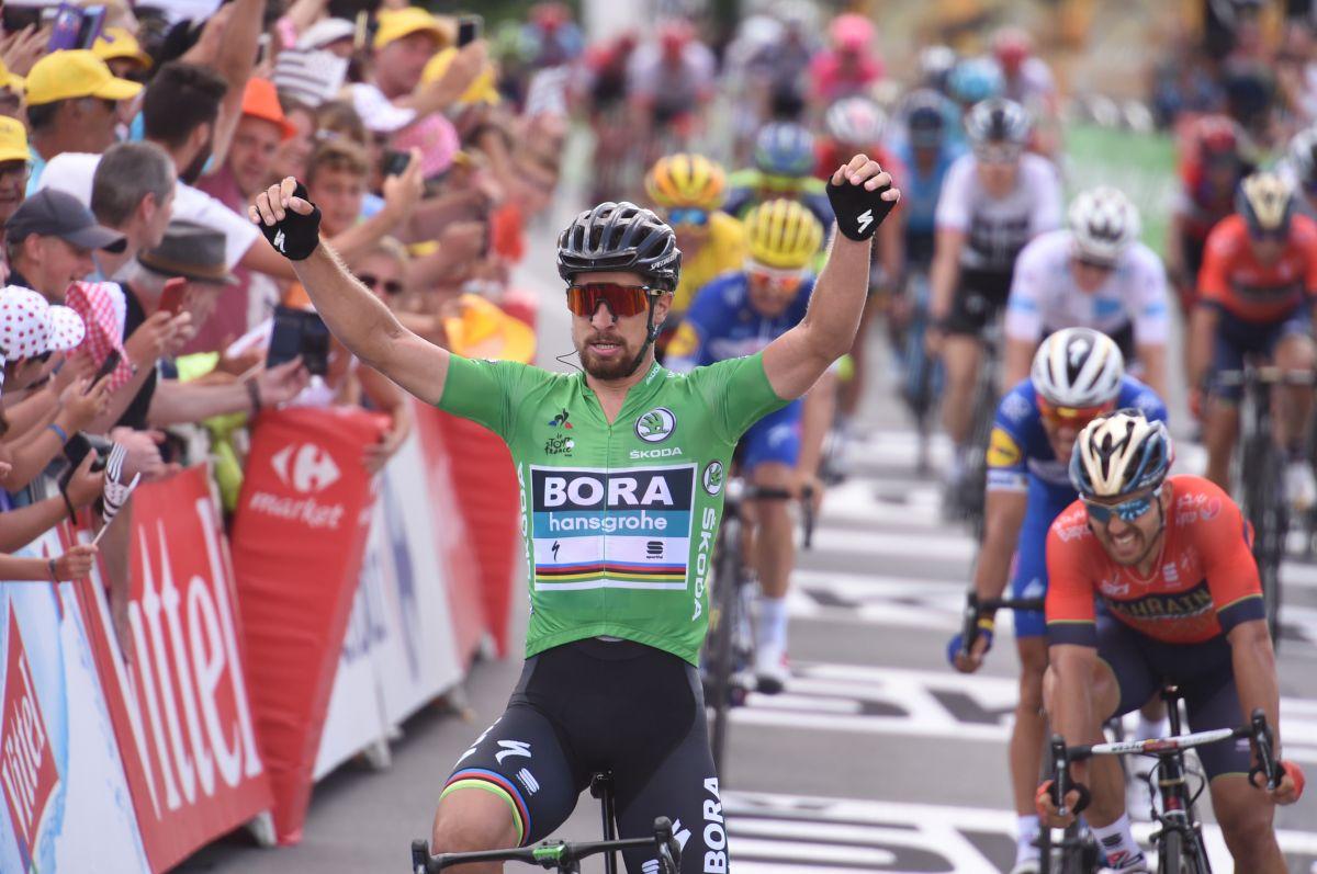 peter sagan Tour De France 5ème étape