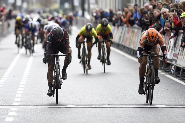 Pieters devance Ryan sur le Tour de Drenthe 2018