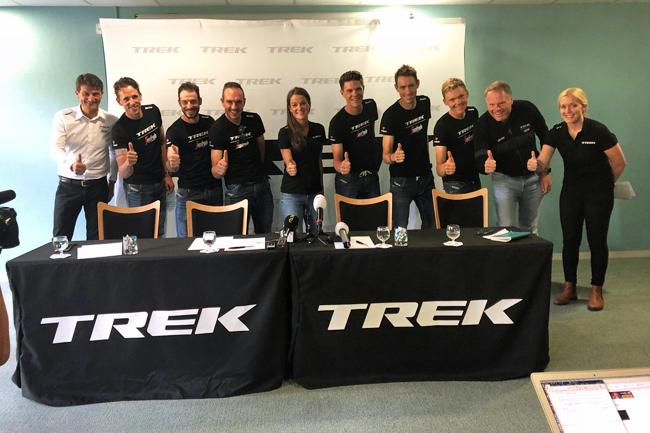 Presse Trek 2019 Deignan