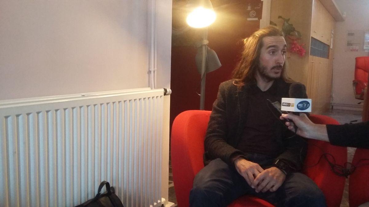 Rémi Laffont en interview