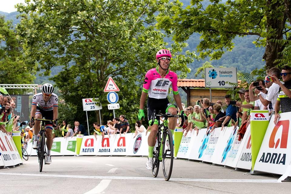 Rigoberto Uran - Tour de Slovénie