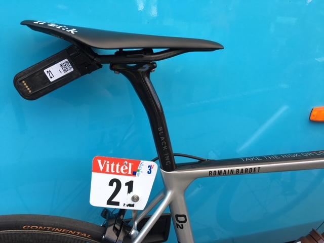Romain Bardet Bike 2