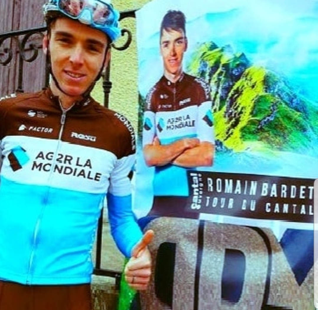 On a roulé avec Romain Bardet