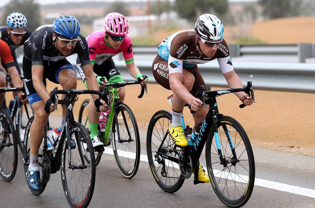 Rudy Barbier au Tour d'Abu Dhabi