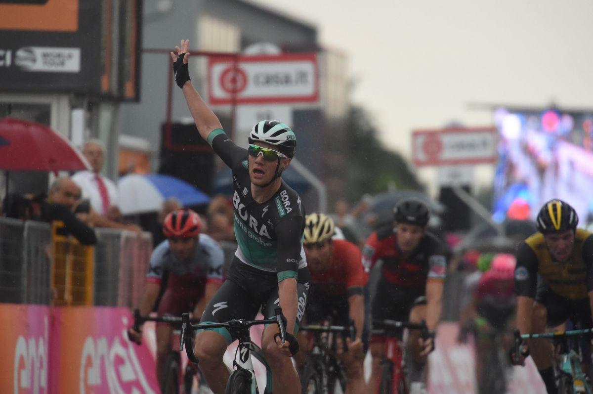 Sam Bennett Giro 12ème étape
