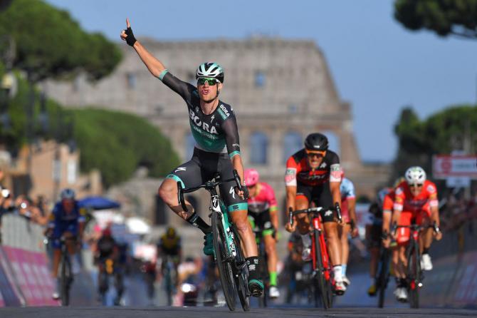 sam bennett Rome Giro