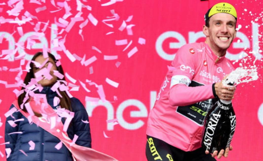 Simon Yates Giro 2018