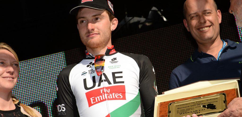 Simone Consonni UAE Team Emirates