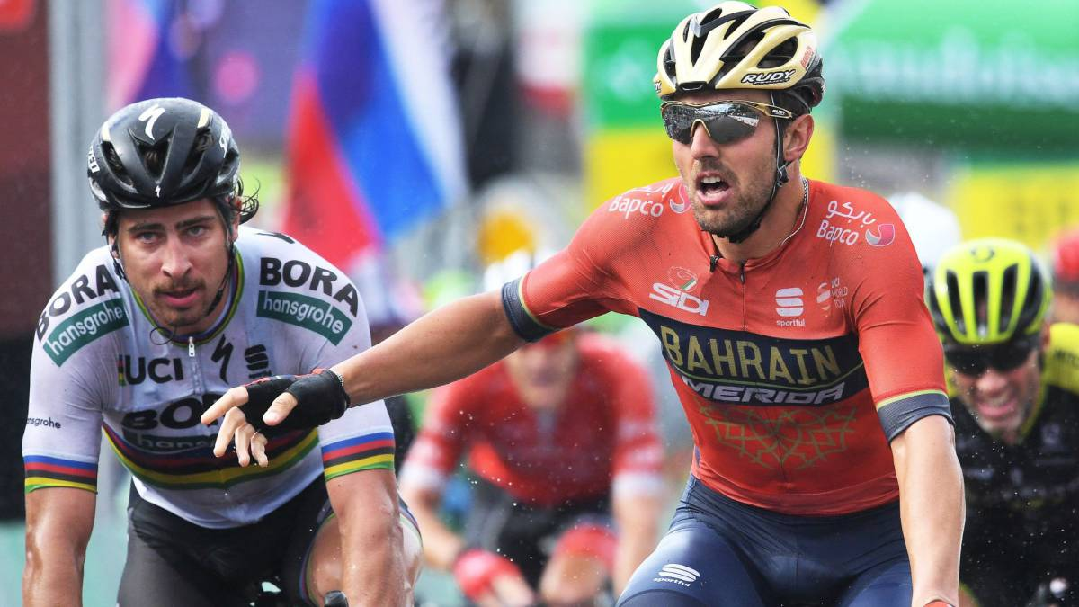 sonny Colbrelli Tour de Suisse