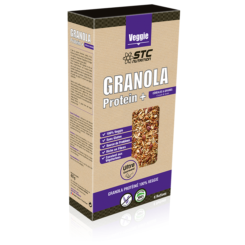 STC Nutrition Granola Protein+