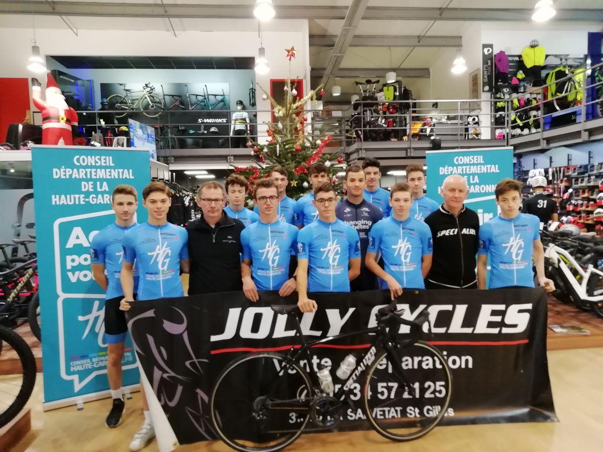 Team 31 JOLLY Cycles U19 2