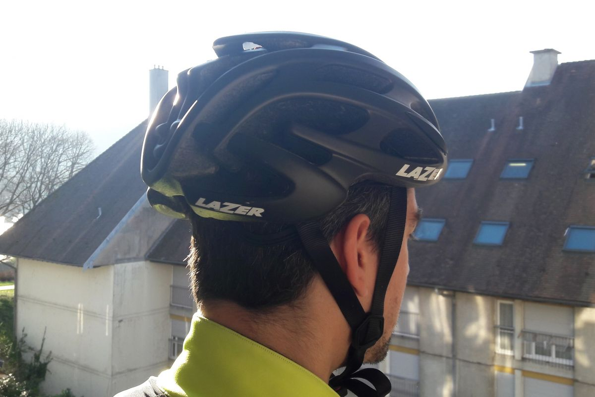 Test casque Lazer 1