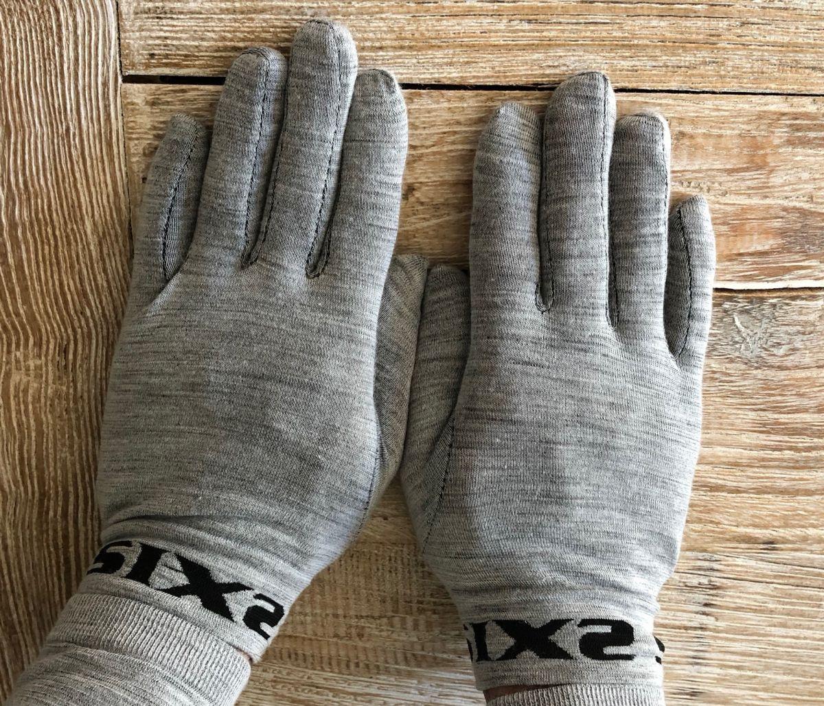 Test de sous-vêtements SIXS Merinos Wool