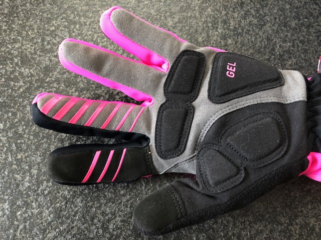 Test des gants femmes PEARL iZUMi ELITE Softshell Gel