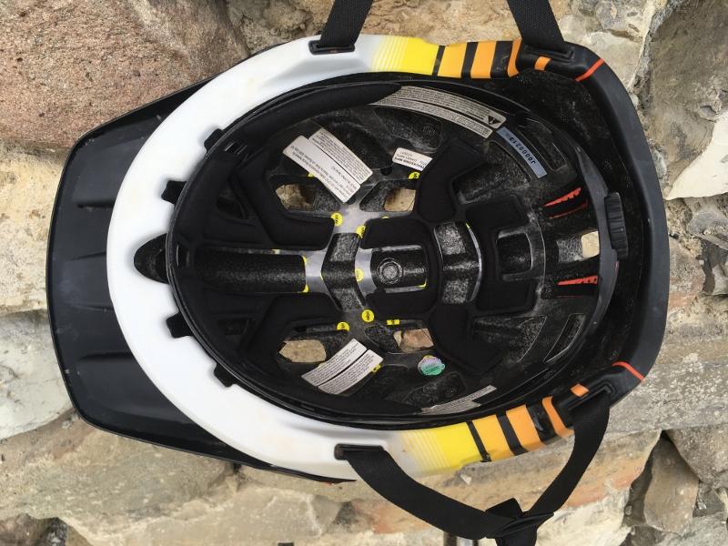 Test du casque Bollé Trackdown Mips