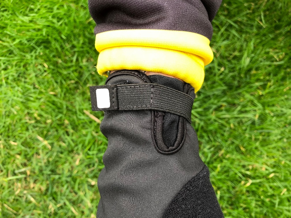 Test des gants Mavic Aksium Thermo Glove