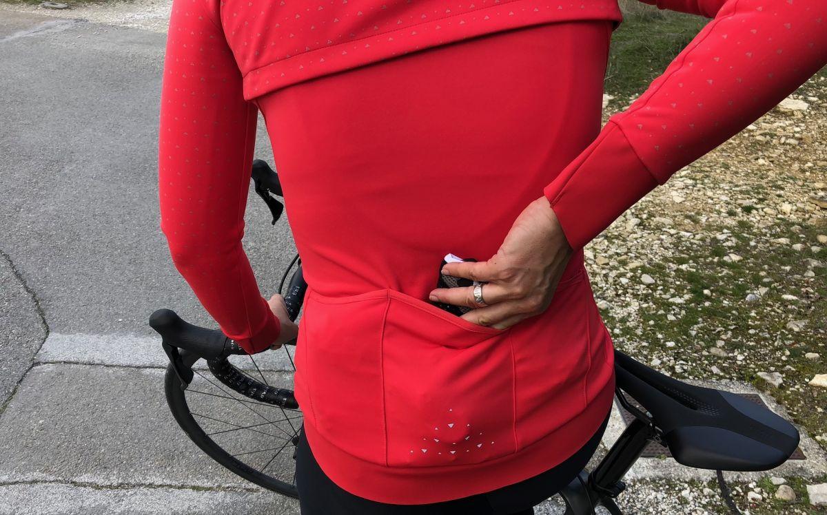 Test de la veste femme Mavic Sequence convertible
