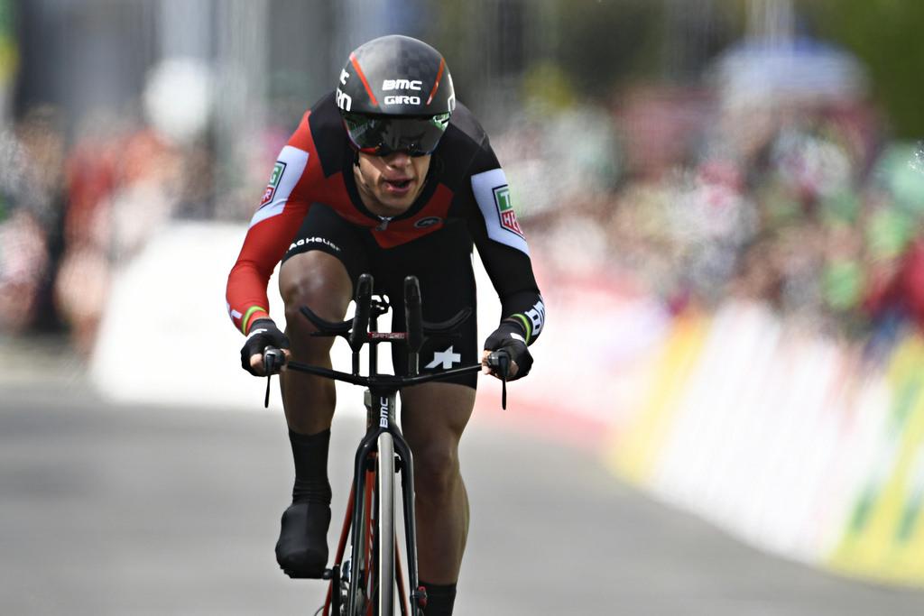 Michael Matthews remporte le prologue — Tour de Romandie