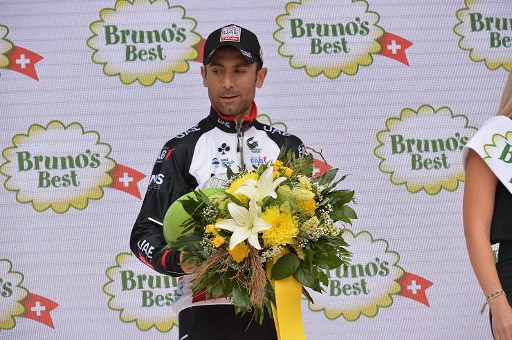 Andersen vainqueur du jour, Porte plus que jamais leader — Tour de Suisse
