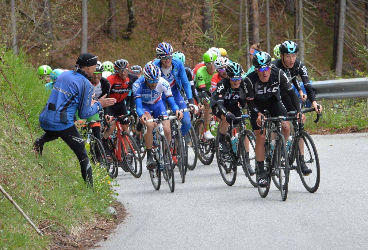 Lopez devance Pinot au Tour des Alpes, Froome se montre