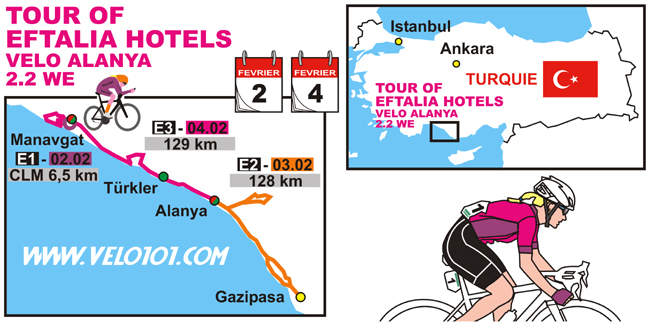 Tour of Eftalia Hotels 2018