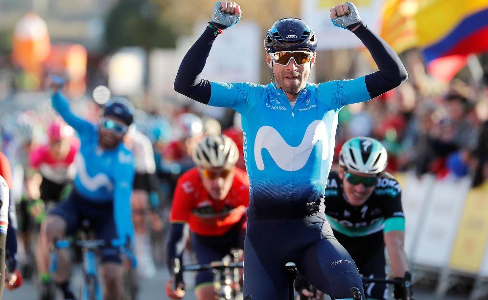 Tour de Catalogne. Valverde fait coup double